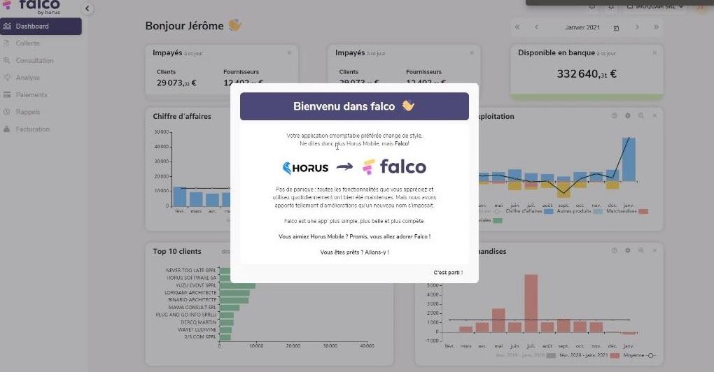 horus-mobile-devient-falco-application-mobile-web-fiduciaire-comptable-client-pme-entrerise-collaboration-digitale